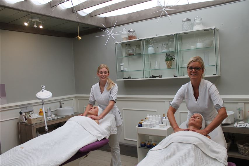 duo gezuchtsbehandelingen beauty center de Terp Hoogeveen