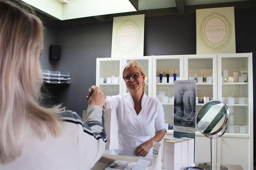 beauty center de Terp Hoogeveen Schutstraat