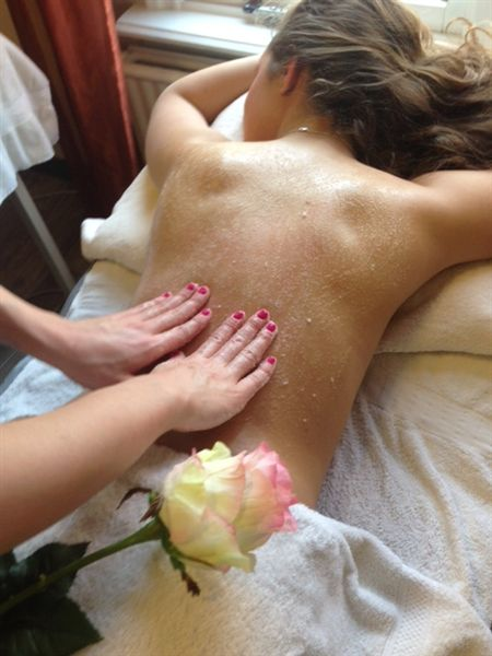 avondeten massages Vriendin ervaring