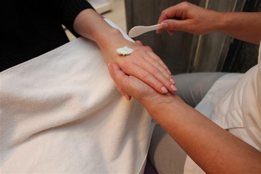 handbehandeling de Terp Hoogeveen