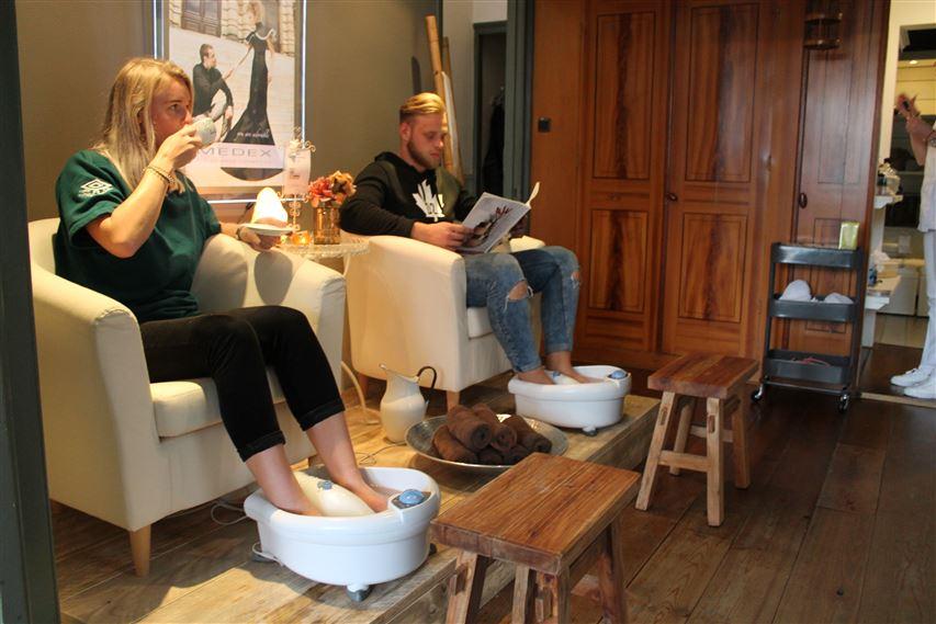 spa voet beauty center de Terp Hoogeveen