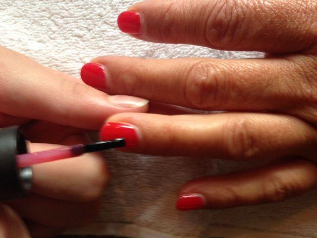 nagels lakken manicure de Terp Hoogeveen